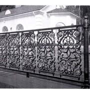 Элементы архитектурного литья фото