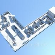 Дизайн проект интерьера ресторана фото