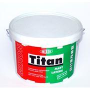 """Краска для стен и потолка MIXON """"Титан - МАТЛАТЕКС"""" 10л фото"""
