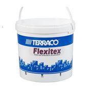 Эластичное акриловое покрытие Flexitex system Terraco фото