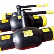 Краны шаровые стальные Броен Балломакс, Ду 10-1400 фото