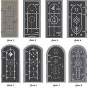 Двери декоративные Металлоконструкции Купить  украина от производителя. фото