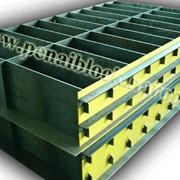 Формы для производства пеноблоков (пенобетона) фото