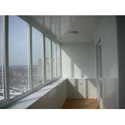 Балконные двери. Металлопластиковые балконы. Производство. Донецк. фото