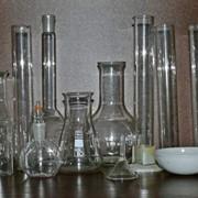 Стаканы высокие кварцевые В-100 фото