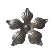 Изделие из металла цветок HY-202A d 85, артикул 10641 фото