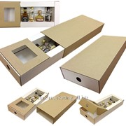 Разработка упаковки подарочной фото