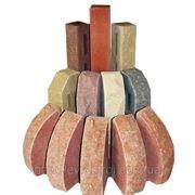 Кирпич керамический облицовочный красный фото