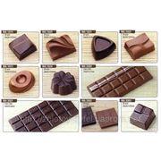 Поликарбонатные формы для конфет фото