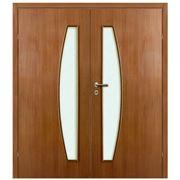 Межкомнатные двери двухстворчатые (Крым Симферополь Севастополь Ялта Алушта) фото