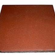 Квадратная однотонная плитка PlayMix кирпичи для животноводческих ферм фото