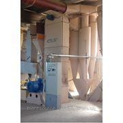 Агрегат сушки-измельчения АС-4-1000, 1000 кг/час (от щепы до частиц размером - 3х1х0,5 мм) фото
