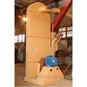 Агрегат сушки-измельчения АС-4-500, 500 кг/час (от щепы до частиц размером - 3х1х0,5 мм) фото