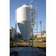 Бункер для корма (от 2,4 тонн, до 6 тонн) фото