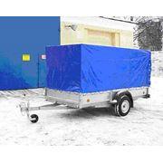 Прицепы для перевозки снегоходов и лодок