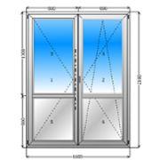 Балконные двери. балконная дверь. пластиковые балконные двер.