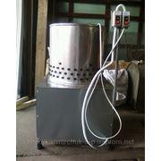 Машина для съема пера (перепела) фото