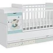 Кровать-трансформер детская 1150 Фея фото