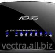 Коммутатор Asus GX-D1081 V3 8port Gigabit, Plastic Case фото