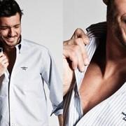 Сорочки мужские фото