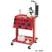 Пневматическая установка для замены тормозной жидкости фото