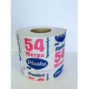 Дешевая туалетная бумага ТБ Эко Plushe, 54м фото
