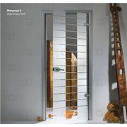 Дверь из стекла фото