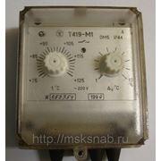 Датчик-реле температуры Т419-М1 ОМ5 фото