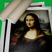 Широкоформатная печать на эко-сольвентном принтере. Холст хлопковый, матовый 360 г/м2, 720 dpi x 8 pass фото