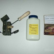 Термоматериалы (термитная смесь медная, термитная смесь железная, термоспички, тигель-форма) фото