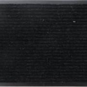 БАЛТТУРФ Коврик 60х90см влаговпитывающий черный фото