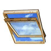 Окна пластиковые мансардные Velux Крым Ялта фото