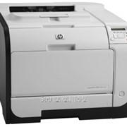 Принтер HP Color LaserJet Pro 400 M451dn А4 600 dpi - 20 ppm - 128MB - 600Mhz - USB+Ethernet - Duplex фото