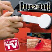 Pops-a-Dent - инструмент для удаления вмятин, Попс а Дент фото