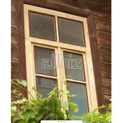 Евроокна деревянные фото