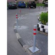 Парковочные столбики фото