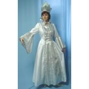 Костюм Снежная королева (платье) фото