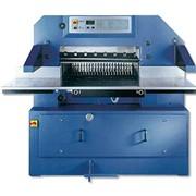 Оборудование бумагорезательное фото
