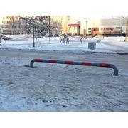 Парковочные барьеры фото