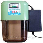 АП-1 с индикатором - бытовой активатор воды (электроактиватор) Живая и мёртвая вода. фото