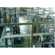 Электродиализная установка для очистки конденсата сокового пара (КСП). фото