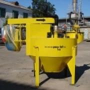 Установка для производства пенобетона БАС-250 фото