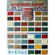 Молотковая краска Senta Hammer фото