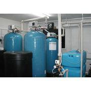 Системы для умягчения воды и удаления растворенного железа серии KWS/KFS KWS TA/KFS TA фото