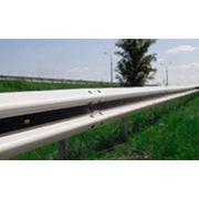 Ограждения дорожные барьерного типа фото