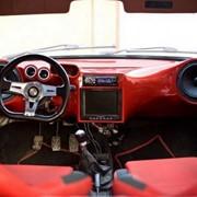 Корпуса для планшетных компьютеров, мониторов в автомобиль фото