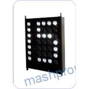 Указатель маршрутный световой на светоизлучающих диодах НКМР.676658.019 / 019-01 фото