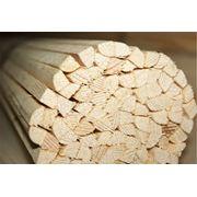 Штапики штапик деревянный погонажные изделия под заказ фото