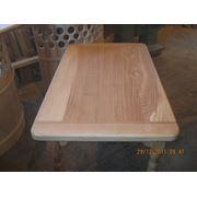 Изделия столярные из дуба стол деревянный Киос в Одессе фото