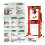 Пресс гидравлический 40т с пневмоприводом Big Red N TRD54001 (TY40001) фото